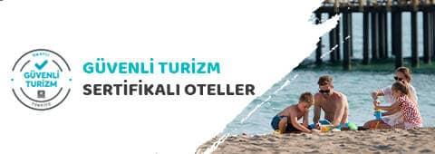 Güvenli Turizm Sertifikalı Oteller